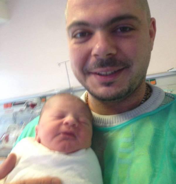 Srbijanski reper Juice postao otac!