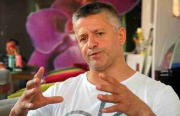 """Orić za """"Kurir"""": Kad ulazim u Srbiju, vaši carinici mi samo mirno salutiraju"""