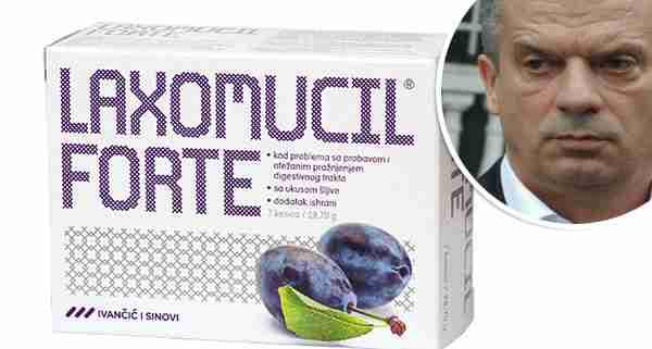 PRIJELOMNA VIJEST: Radončić počeo koristiti Laxomucil Forte, preparat protiv zatvora!