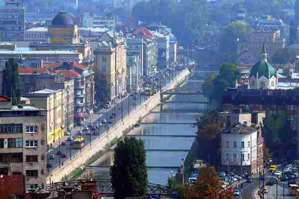 Veliki dio Sarajeva sutra bez električne energije
