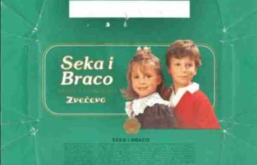 Sjećate se Seke i Brace s omota čokolade? Evo gdje su danas i kako izgledaju!
