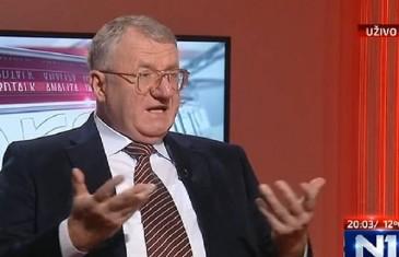 Šešelj: Dobrovoljce SRS-a nikada nismo slali u Višegrad