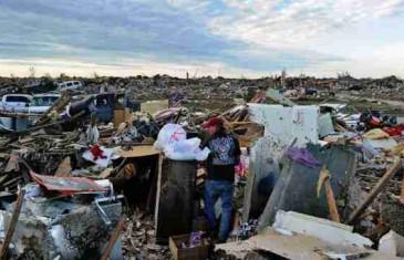 ČUDO U VIRDŽINIJI: Tornado srušio crkvu, Biblije ostale netaknute – VIDEO