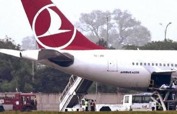 Nakon drame iznad Sarajeva: Turci zadržani na aerodromu da bi se otrijeznili