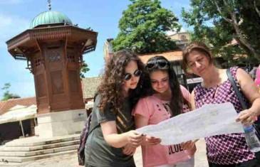 LJETO U SARAJEVU: Najviše turista došlo je iz ovih zemalja…