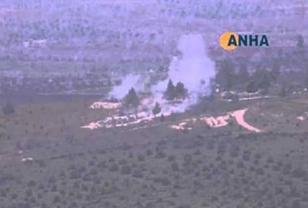 Turska granatirala položaje terorista u Siriji