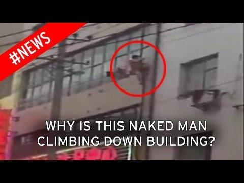Uhvaćeni u prevari: Ljubavnik go pao s prozora
