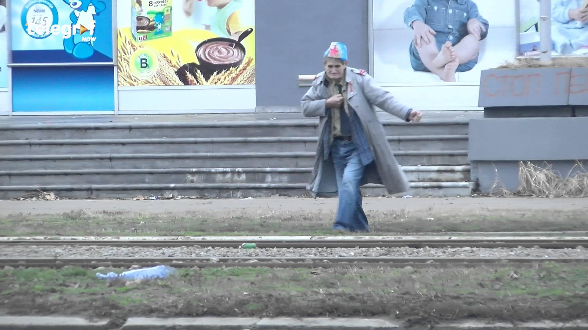 VALTER PROPO: Poslednji partizan uočen na ulicama Beograda!