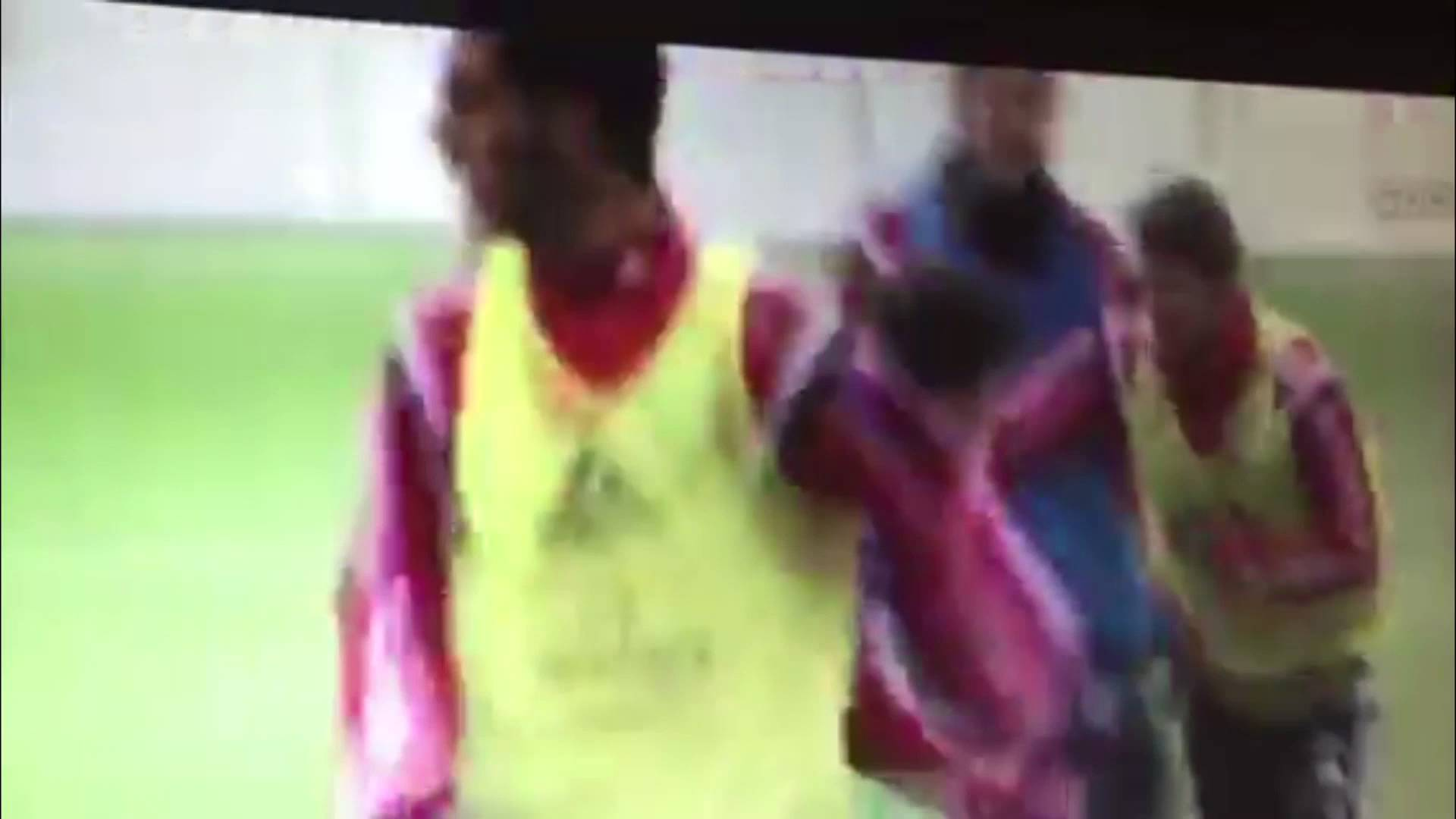VIDEO: Tuča na treningu Hamburga: Emir Spahić spreman za Keln