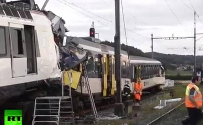Strašan sudar vozova: Osam ljudi poginulo, 150 povrijeđenih