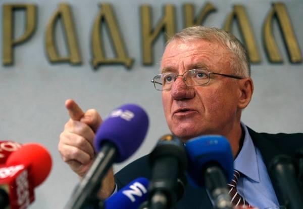 Pogledajte šta je Šešelj govorio na press konferenciji nakon oslobađajuće presude…
