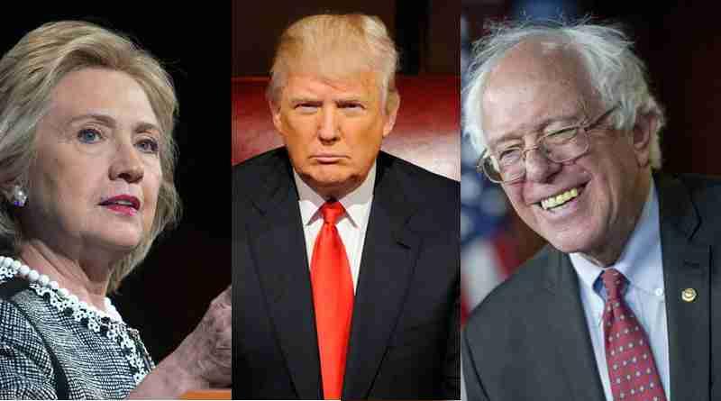 TRAMP TVRDI DA GA JE NAPAO 'DŽIHADISTA'! Klintonova i Sanders okrivili Trumpa za nasilje na političkim skupovima