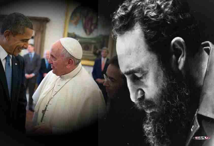 KASTROVO PROROČANSTVO: 'Kada u Bijelu kuću uđe crnac, a papa postane Latinoamerikanac…'
