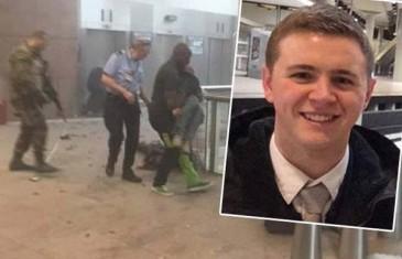 DA ČOVJEK NE POVJERUJE! Ovaj momak preživio tri teroristička napada… U Briselu, Parizu i Bostonu!