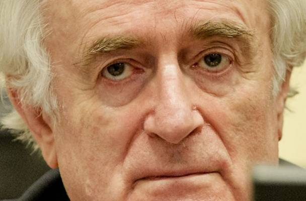 Pogledajte kako je Radovan Karadžić reagovao kada ga je HAG osudio na 40 GODINA ROBIJE (VIDEO)