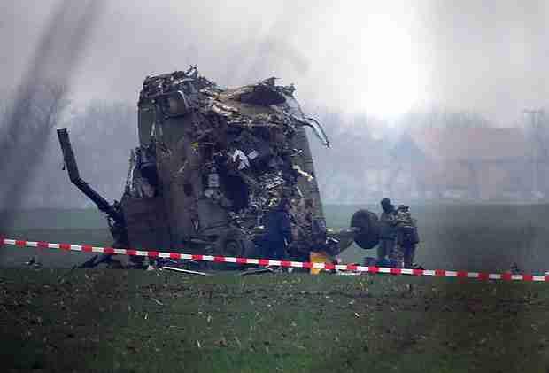 ZAVJERA? Ko je obrisao snimke iz palog helikoptera u Surčinu?!
