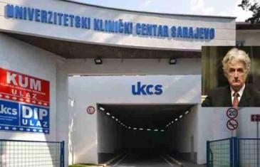 Ko je zaposlio rodbinu Radovana Karadžića na UKCS?