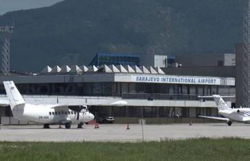 NAKON NAPADA U BRISELU: Pogledajte šta je urađeno na aerodromu u Sarajevu…