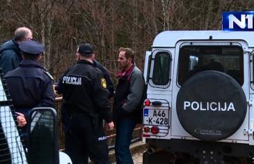 Akcija izvlačenja tijela Arnele Đogić (VIDEO)