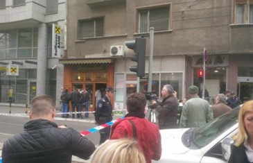 Beograd: Raznio se bombom u slastičarni savjetnika Tomislava Nikolića