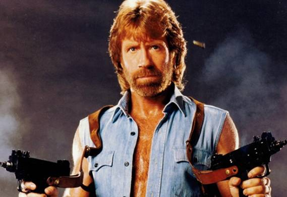 Upoznajte ljude koji su pretukli Chucka Norrisa