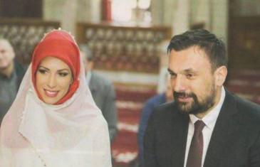 Lijepa Dalija otkriva detalje sa vjenčanja: Haljinu sam izvukla iz svog ormara, a prezime…