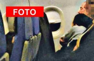 VARA ŽENU: Evo koji folk pjevač se mazio sa ljubavnicom u avionu…