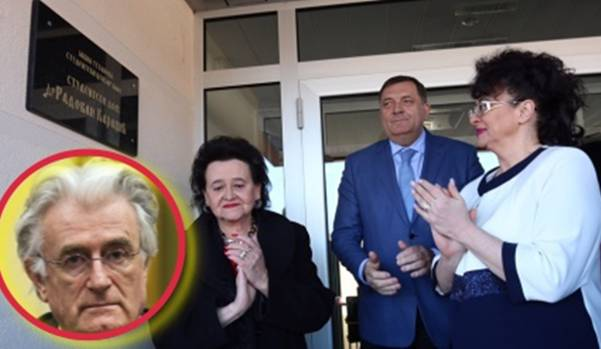 Pogledajte koji je objekat na Plama Dodik danas nazvao imenom Radovana Karadžića…