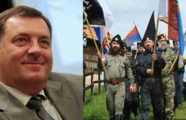 MILORAD DODIK ŠOKIRAO BIH: Četnici su spasioci Srpske – šta fali što se postrojavaju?