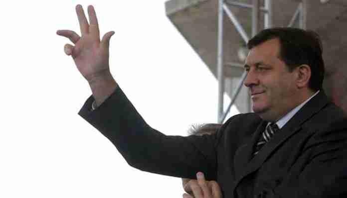 Dodik: Žao mi je Karadžića, gdje je sada 60.000 navodno silovanih žena i 300.000 ubijenih
