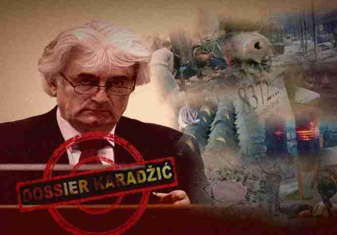 INFOGRAFIKA: Za šta je sve optužen Radovan Karadžić?