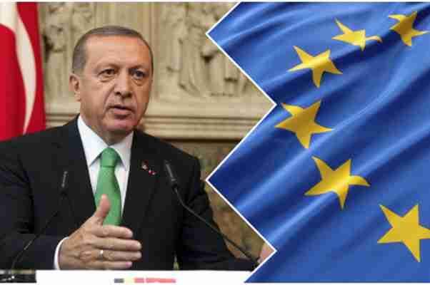 ERDOGAN POKORIO EVROPU: Pogledajte kako je Sultan na koljena bacio Evropljane…