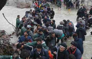 Drama u Makedoniji: Trudnica i još dvoje migranata se utopili, policija hapsi aktiviste