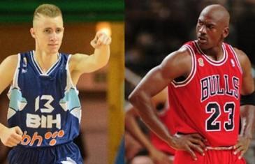 SVJETSKA SENZACIJA: Michael Jordan zove Dženana Musa u Ameriku…