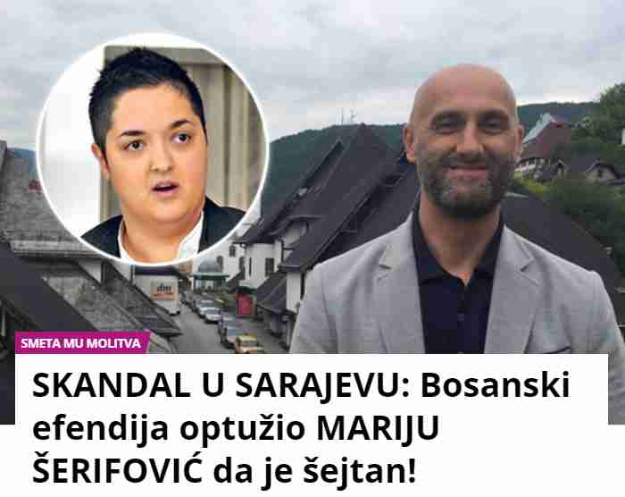 Beogradski mediji se obrušili na Muhameda ef. Velića zbog kritika na račun koncerta Marije Šerifović