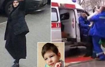 POTRESAN SNIMAK: Majka djevojčice kojoj je odsječena glava pala u nesvijest kad su joj saopštili užasnu vijest!