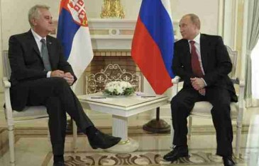 Nikolić kod Putina: Srbija neće zaboraviti da ste blokirali rezoluciju kojom bi Srbi bili optuženi kao genocidni narod