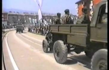 OVIM SE PONOSI BOSNA: Pogledajte vojnu paradu 5. Korpusa Armije RBiH