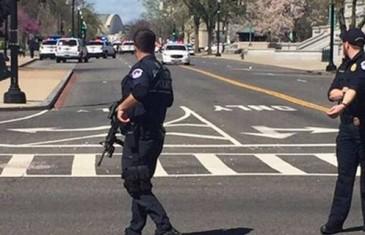 NAPAD U AMERICI: Bijela kuća blokirana, specijalci sa dugim cijevima na ulicama Washingtona