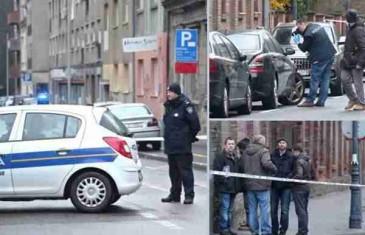 PANIKA U ZAGREBU: Policija blokirala ulicu u centru grada, sve se odigralo nakon dojave građana…
