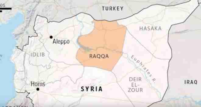 Komandant NATO-a poručio: Siriju treba podijeliti kao i Bosnu i Hercegovinu
