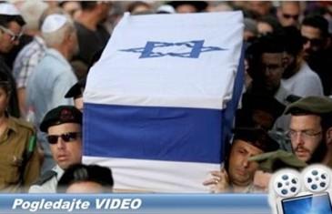 STIGLA IH BOŽIJA KAZNA: Pogledajte kako misterijozno masovno umiru izraelski vojnici koji su ubijali Palestince u Gazi…