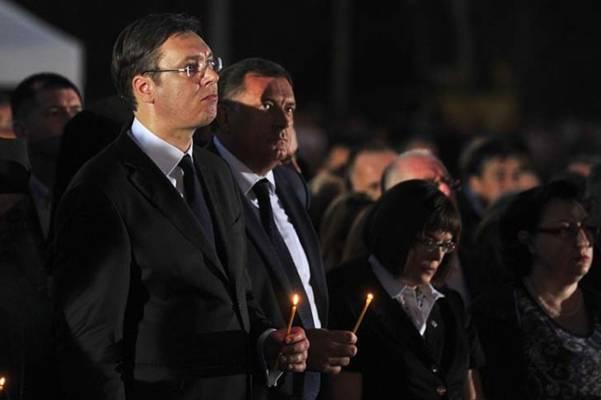 PROGOVORIO POLICAJAC IZ SRBIJE: Vučić poslao tajne agente u Banju Luku kako bi pomogli Dodiku da…