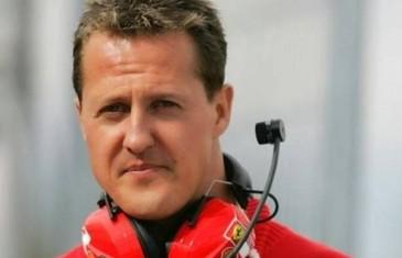Stigle riječi nade za fanove legendarnog Michaela Schumachera