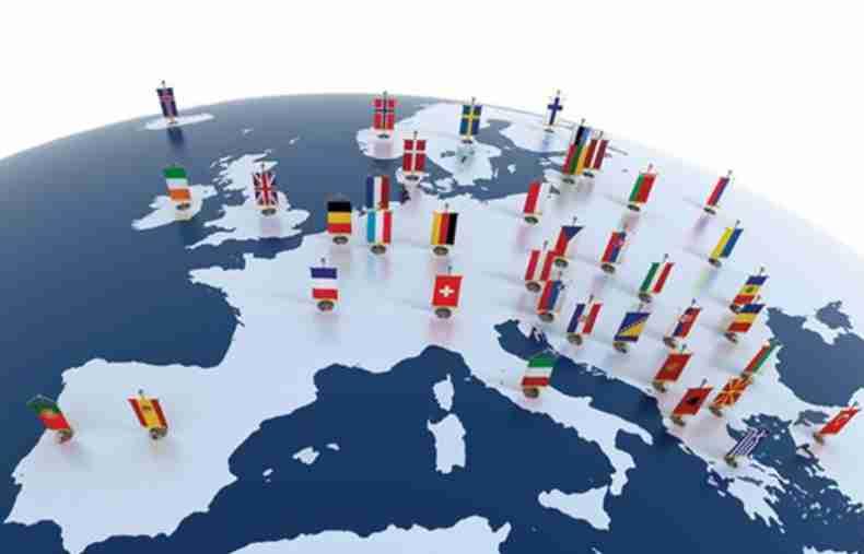 KAKO PODIJELITI EVROPU NA 20 NAČINA: Pogledajte mape koje predstavljaju najčešće predrasude o Evropljanima