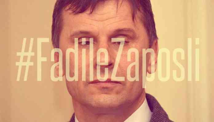 Pismo Novaliću: #FadileZaposli