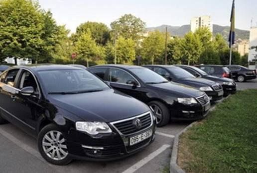 Vrtoglave cijene za ručno pranje automobila članova Predsjedništva BiH