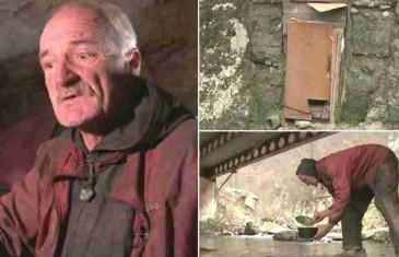 Nakon života u Njemačkoj, ovaj Bosanac završio je u pećini: Što manje s ljudima to bolje!