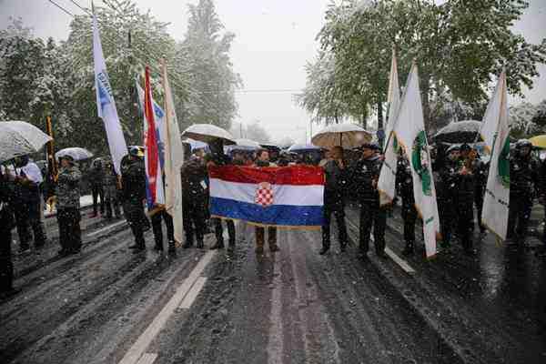Borci okončali proteste u Sarajevu: Vlada Federacije dobila rok