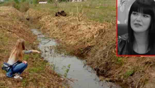 MJESTO STRAVE I MUČENJA: Ovdje je pronađeno tijelo Jelene Marjanović